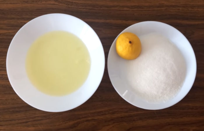 ингредиенты для меринги
