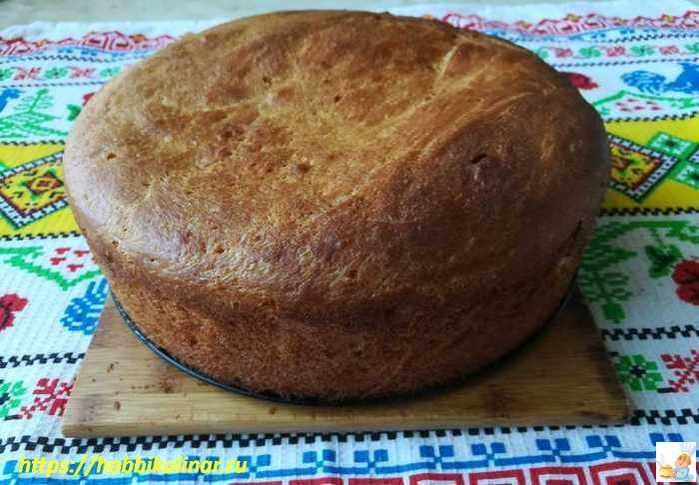 Заливной хлеб