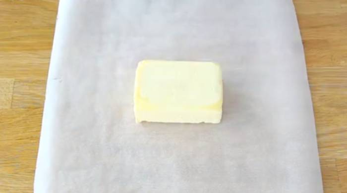 масло на бумаге