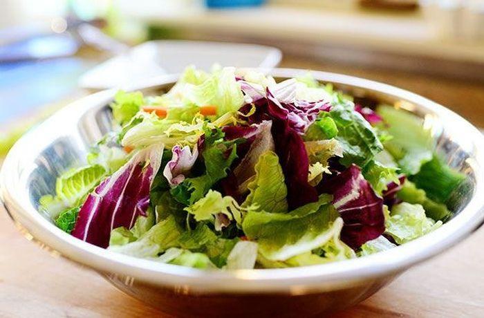 смесь салатов
