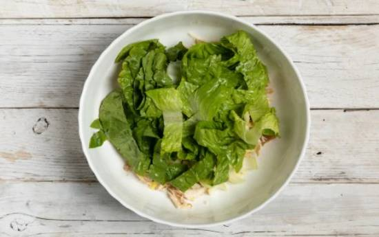 нарезанный салат