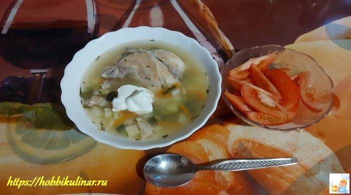 диетический суп