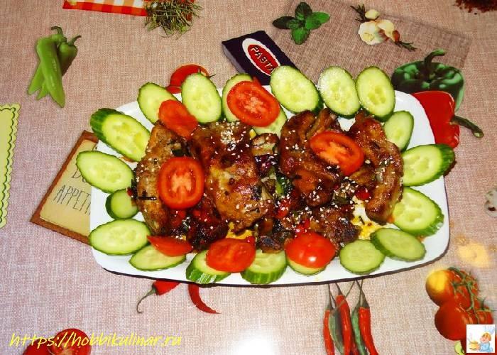 Свиные рёбрышки — как приготовить свиные рёбрышки на сковороде
